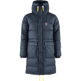 Fjällräven Expedition Pack Parka En Duvet Long Homme, navy